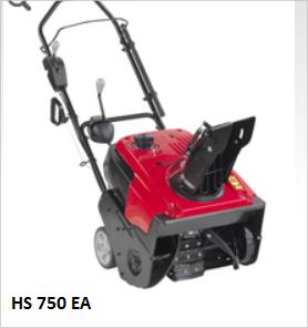 HS 750 EA