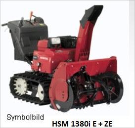 HSM 1380i E + ZE
