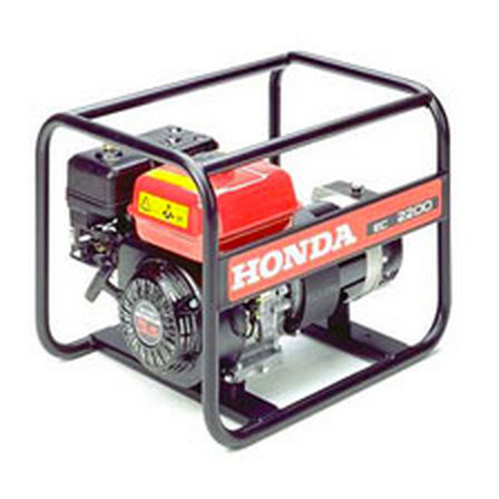 Honda-Stromerzeuger-EC-2000