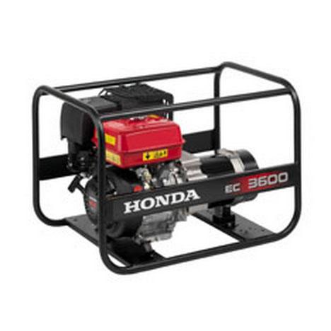 Honda-Stromerzeuger-EC-3600